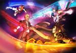 Keyblade Battle
