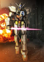 gundam age 1 by je2bot