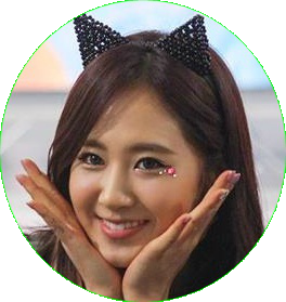 YURI SNSD [CIRCLE PNG] by PowerBerry10