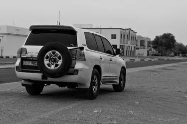 Toyota Land Cruiser GX-R 3 by JamesDubai