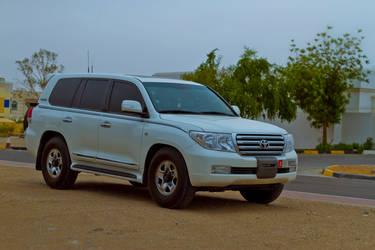 Toyota Land Cruiser GX-R by JamesDubai