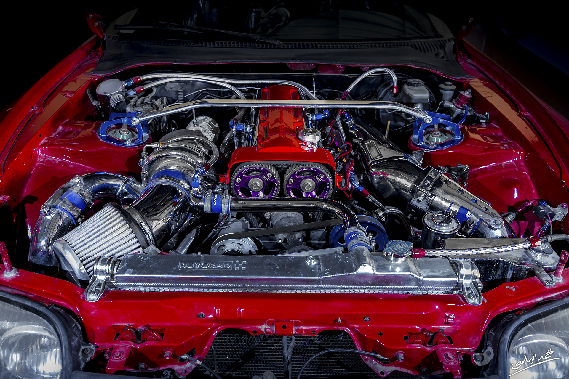 2017 Toyota Supra >> 2JZ Single Turbo by JamesDubai on DeviantArt
