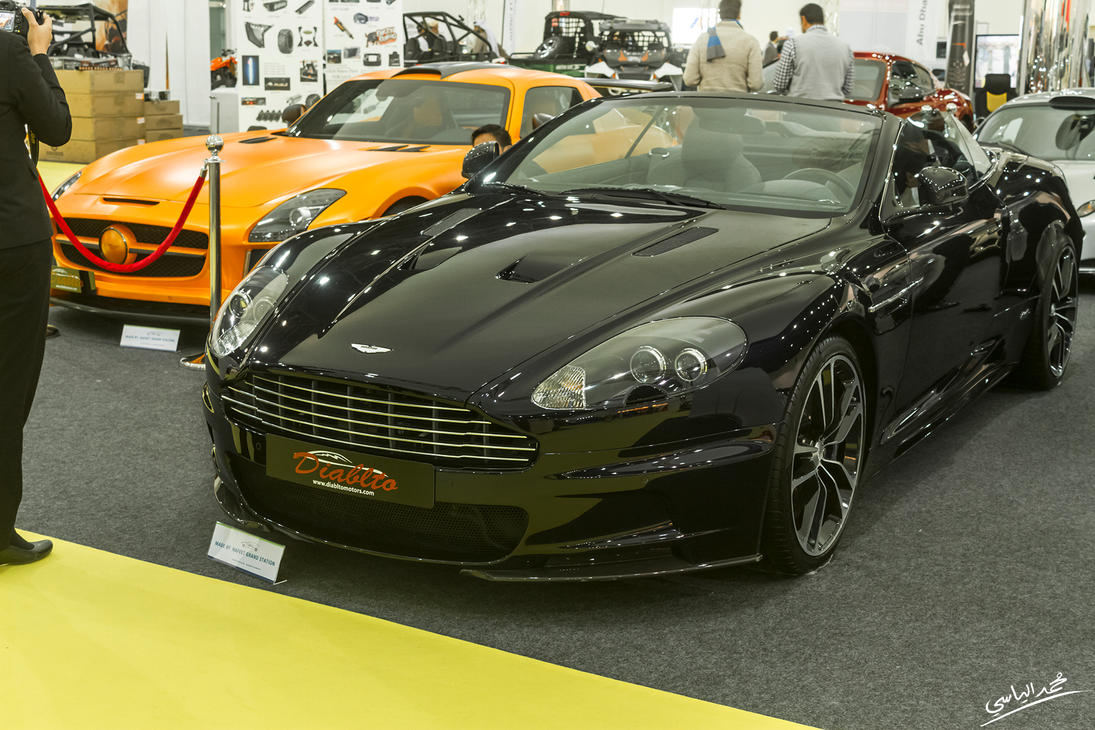 aston martin dbs cabrio touchtronic by jamesdubai on deviantart. Black Bedroom Furniture Sets. Home Design Ideas