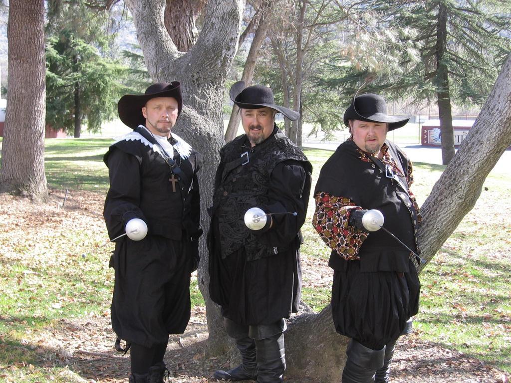 Three Musketeers 073 by dunklesa