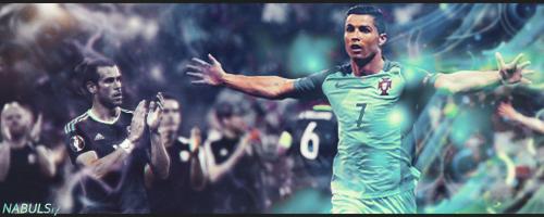 Ronaldo wins the battle by Nabolsi-GFX