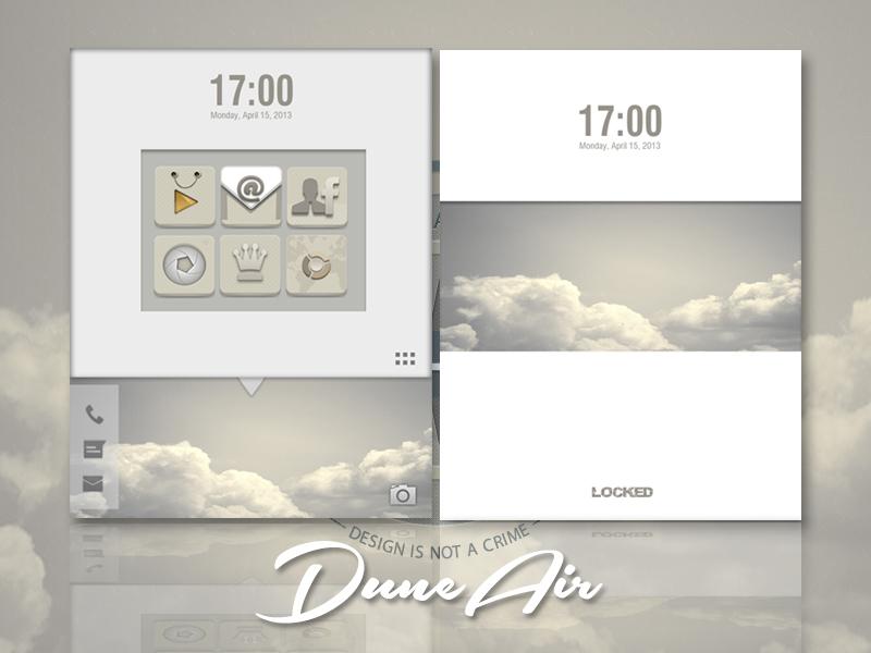 Dune Air by LUK3N