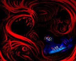 Purest Evil, Smallest Prayer by SovanJedi