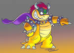 Caped Bowser