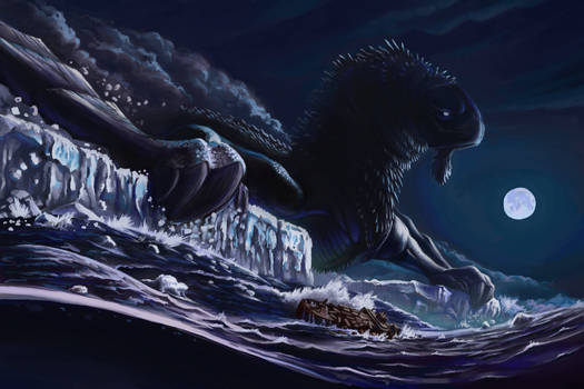 Aptendy, the Devouring Blizzard