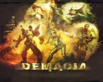 DEMACIAAA!- wallpaper
