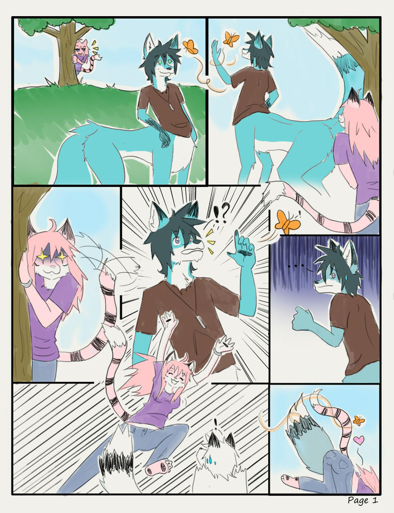 Just taurin around by anime lover chelsea on deviantart just taurin around by anime lover chelsea voltagebd Gallery