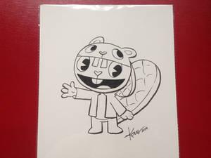Ricky drawn by Kenn Navarro