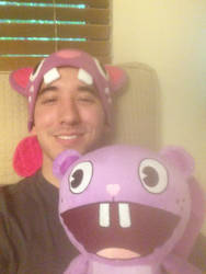 Happy Tree Friends - Toothy plush doll