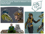 Echoes of the Toa'tak issue one preview