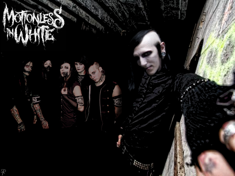Motionless In White Motionless in White Wa...