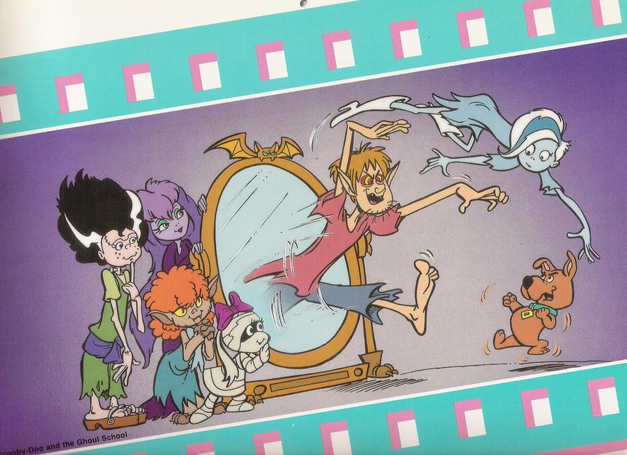 Cat Monster Powerpuff Girls