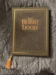 Disney Robin Hood book by 10katieturner