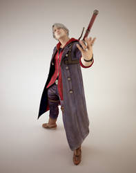 Devil May Cry : Come on...