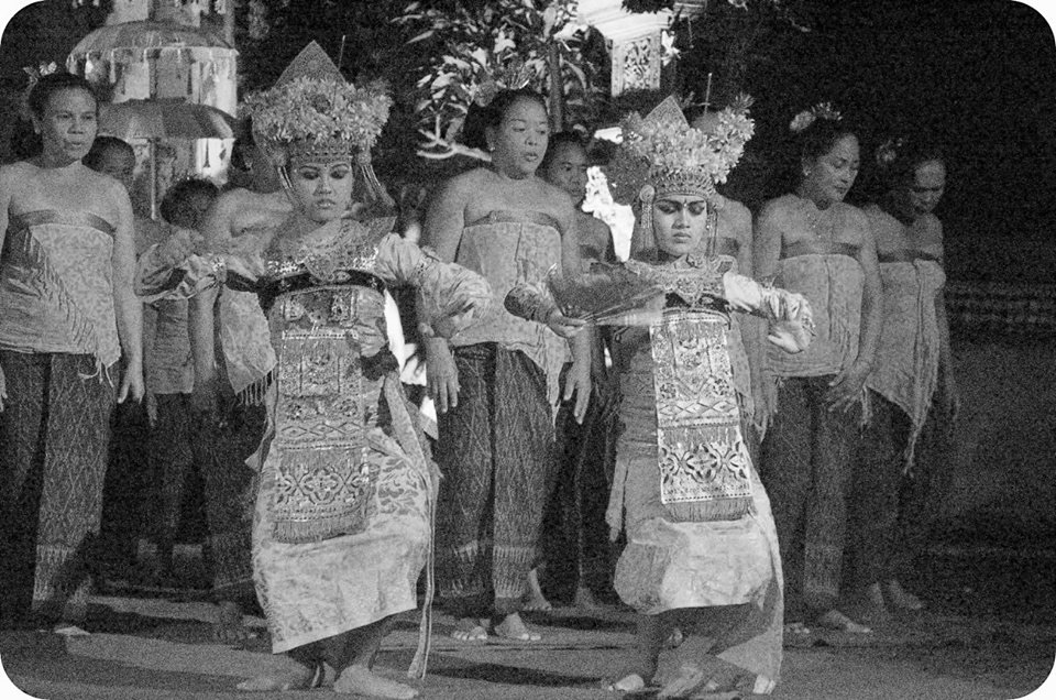The dance of sanghyang possession by LowKeyReality