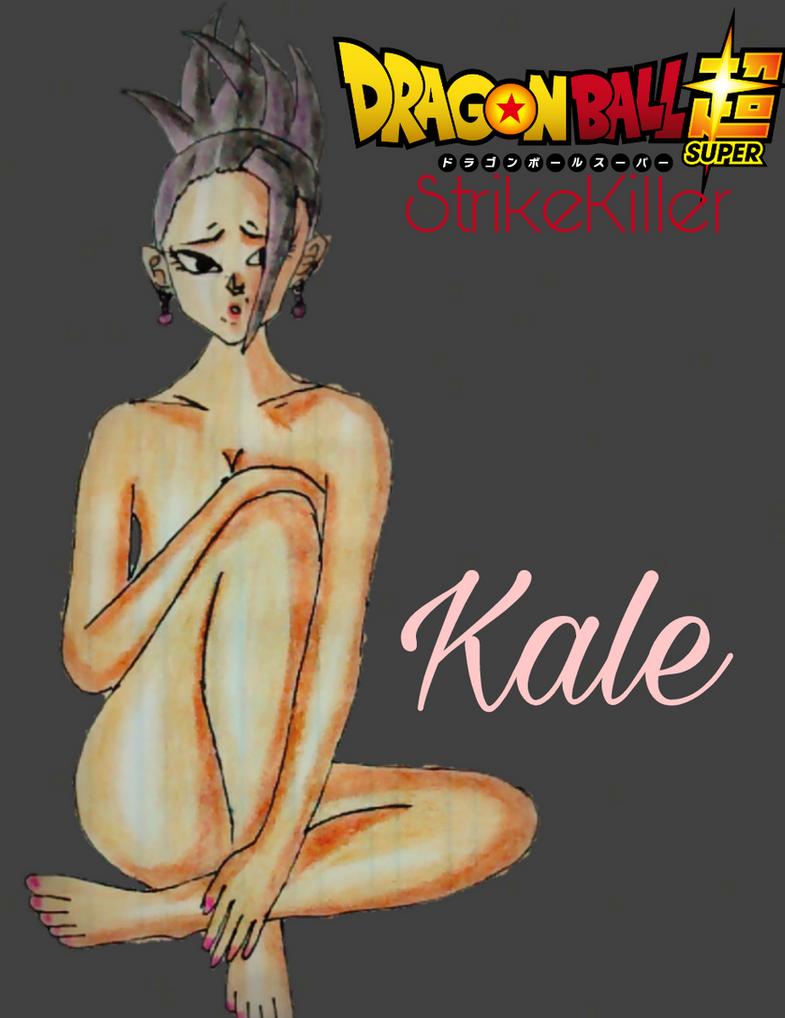 Nackt dragon kale ball super Caulifla R34