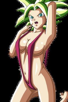 Kefla cute tits - Dragon  Ball Super