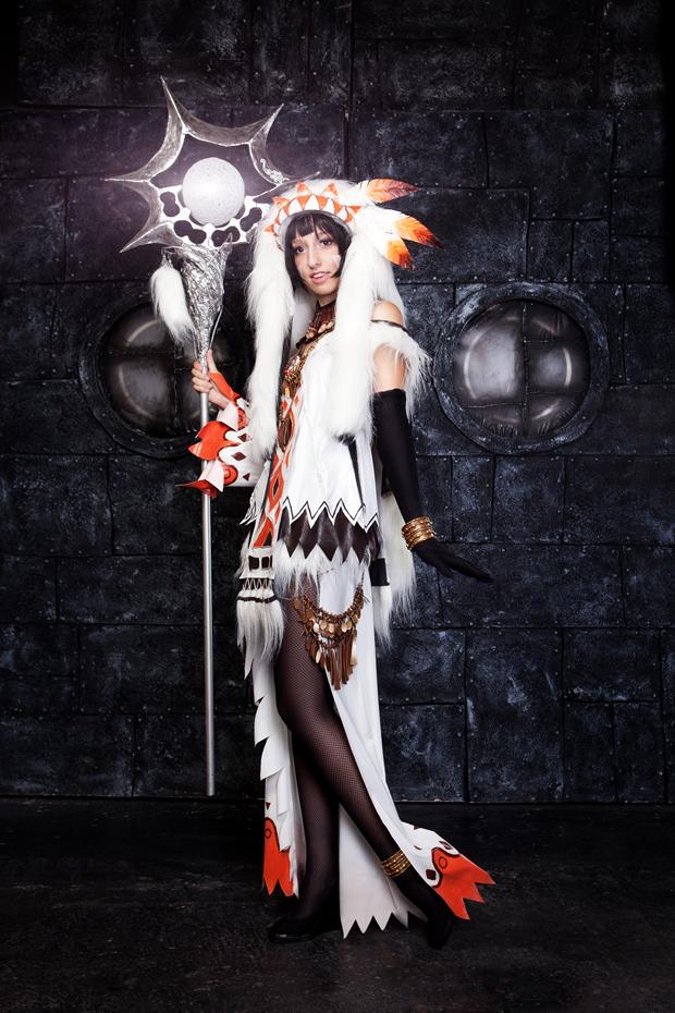 Atlantica online - Pocahontas by Jasumy