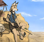 Wasteland by TitusWeiss