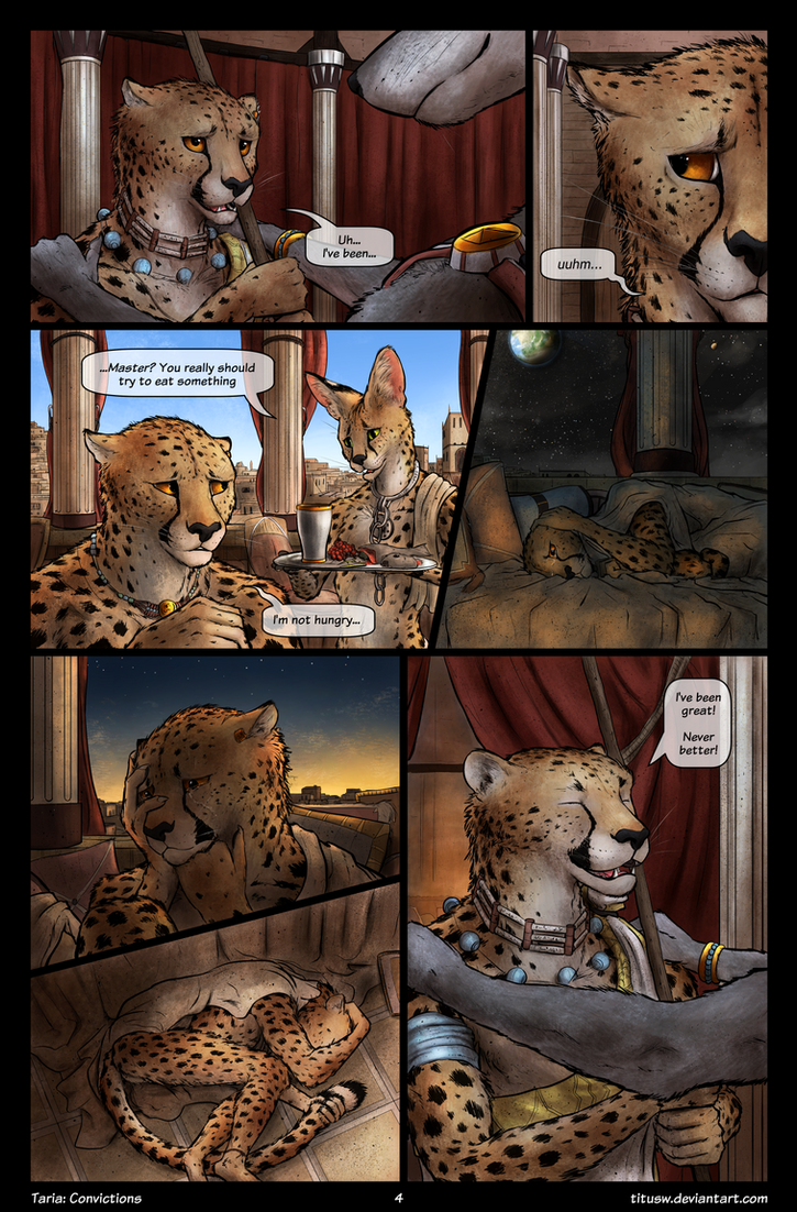 Taria Pg4 by TitusW