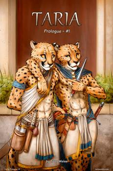Taria: Prologue #1 Cover