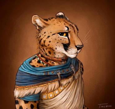 Khay Portrait by TitusWeiss