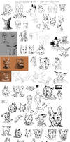Sketchdump #14