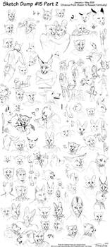 Sketchdump #15 Pt2