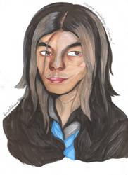 Happy Birthday James Iha! by felicianose-art