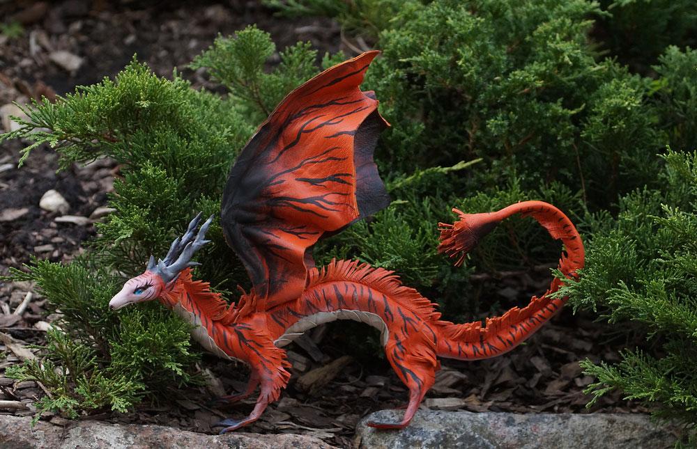 tiger dragon by kessan