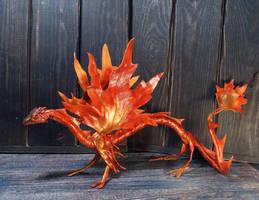Mapple dragon by kessan