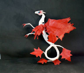 Weirdwood dragon