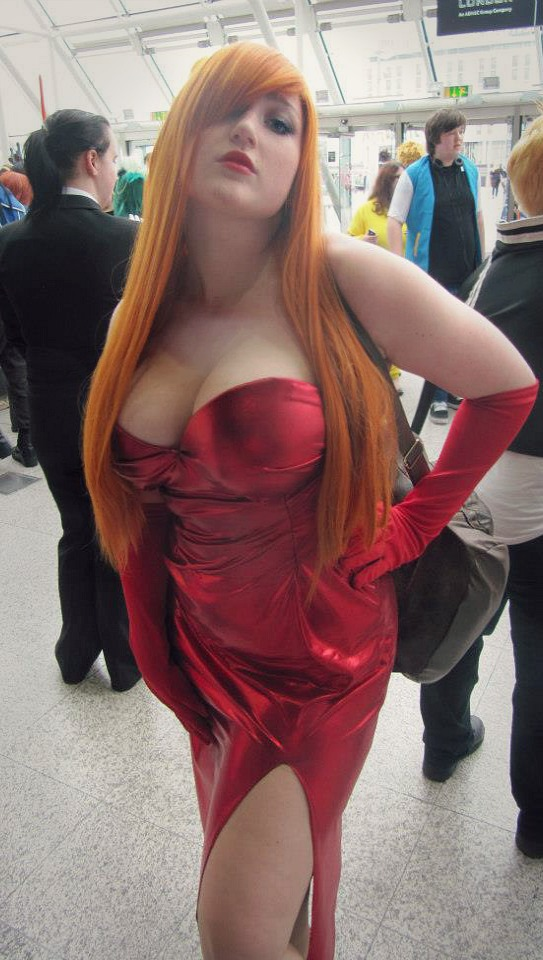 Girl By Jessica Rabbit