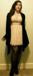 Lipsy babydoll dress -charity shop find by star-shine-girl