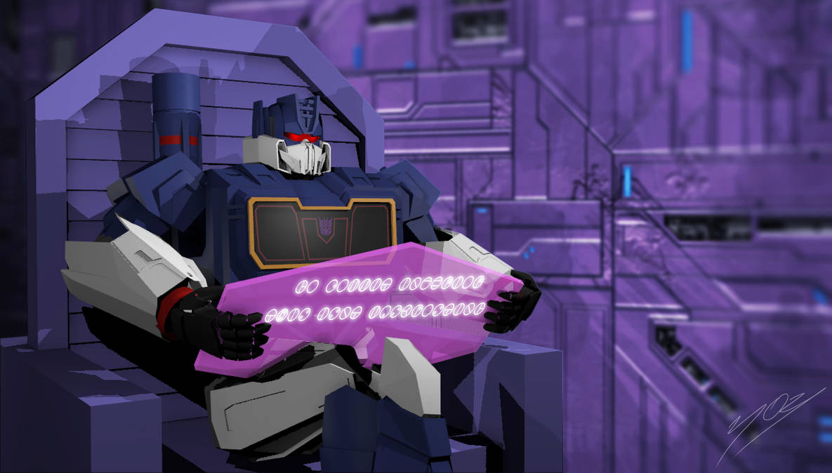 Soundwave Tom meme by oucd45