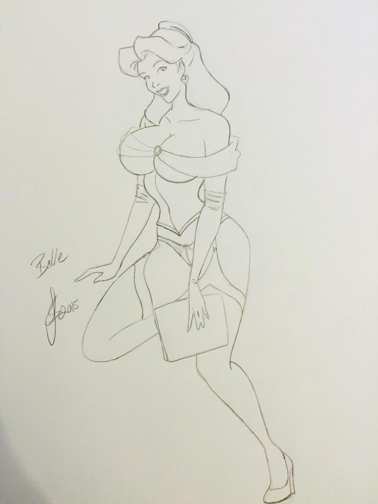 Belle by BunnykinsNoda1982