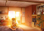 One Sunny Afternoon by lires