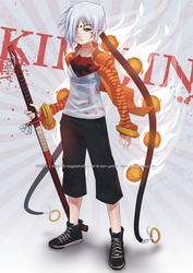Commission: Kifujin by lires