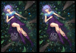 Stereoscopic: Cross Eye 'Aoi'