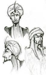 Ad Avis - Facial Studies by maghrabi