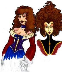 Katrina: two variations by maghrabi