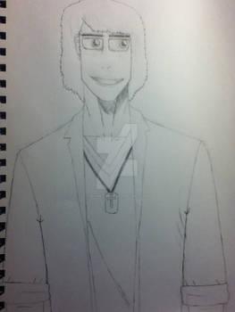 Drawing Myself