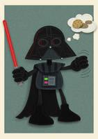 Stitch Vader by sPexXy
