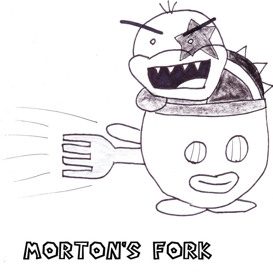 Morton's Fork by RosalinasSoulmate
