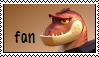 Reptillus Maximus Stamp by RosalinasSoulmate