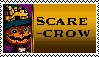 Code Name STEAM - Scarecrow Stamp by RosalinasSoulmate